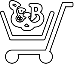 Shopping Cart Logo for Header