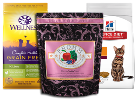 Picture for category Dry Cat Food