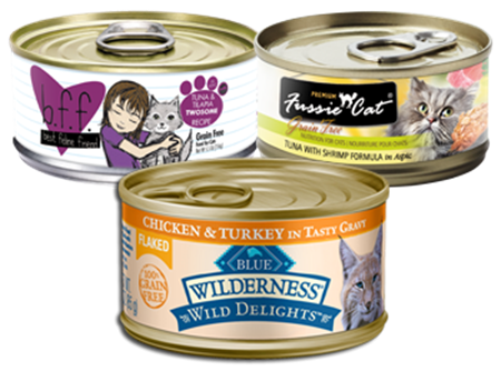 Picture for category Wet Cat Food