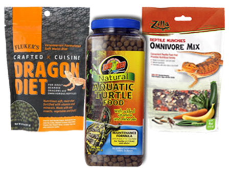 Picture for category Reptile Food