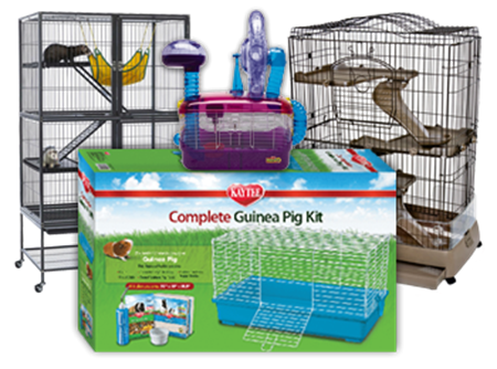 Picture for category Small Animal Kits & Cages