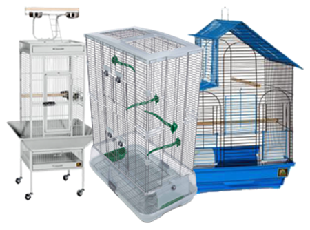 Picture for category Bird Cages