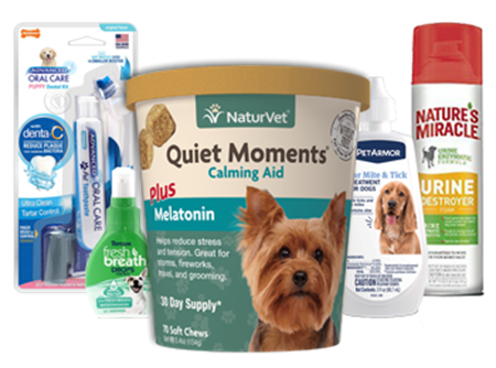 Picture for category Dog Health & Maintenance